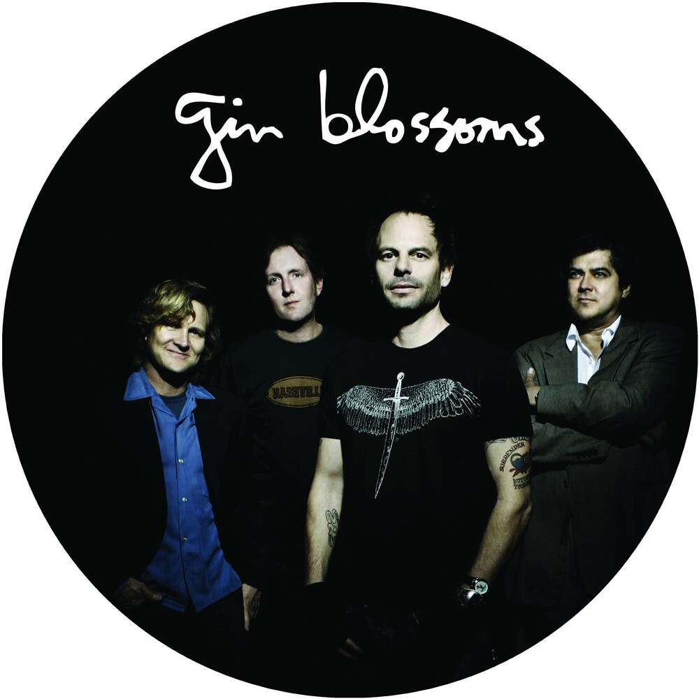 Gin Blossoms - Live In Concert - Picture Disc Vinyl (Ltd) (Pict)