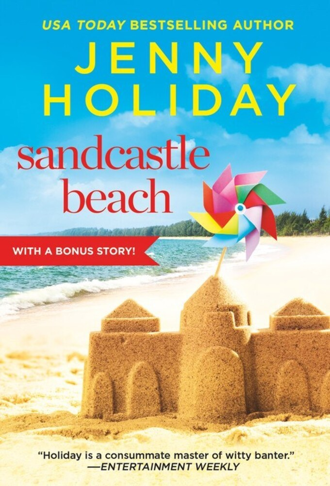 - Sandcastle Beach: A Matchmaker Bay Novel: Includes a bonus novella