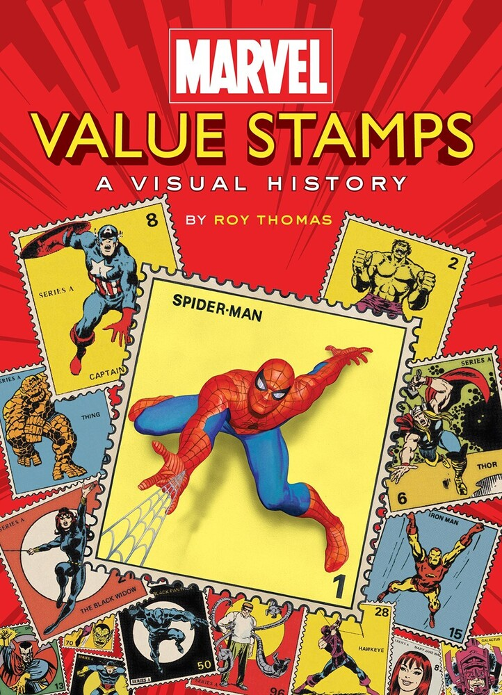 - Marvel Value Stamps: A Visual History