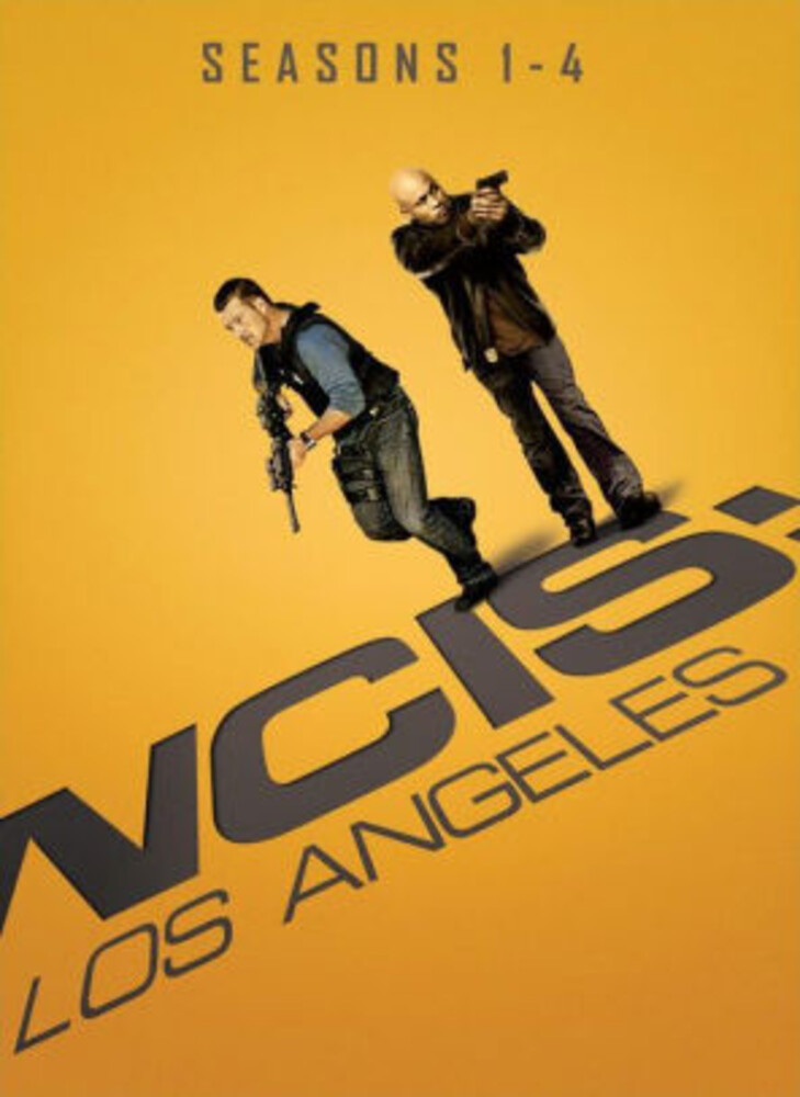 NCIS: Los Angeles - Seasons 1-4 - NCIS: Los Angeles: Seasons 1-4