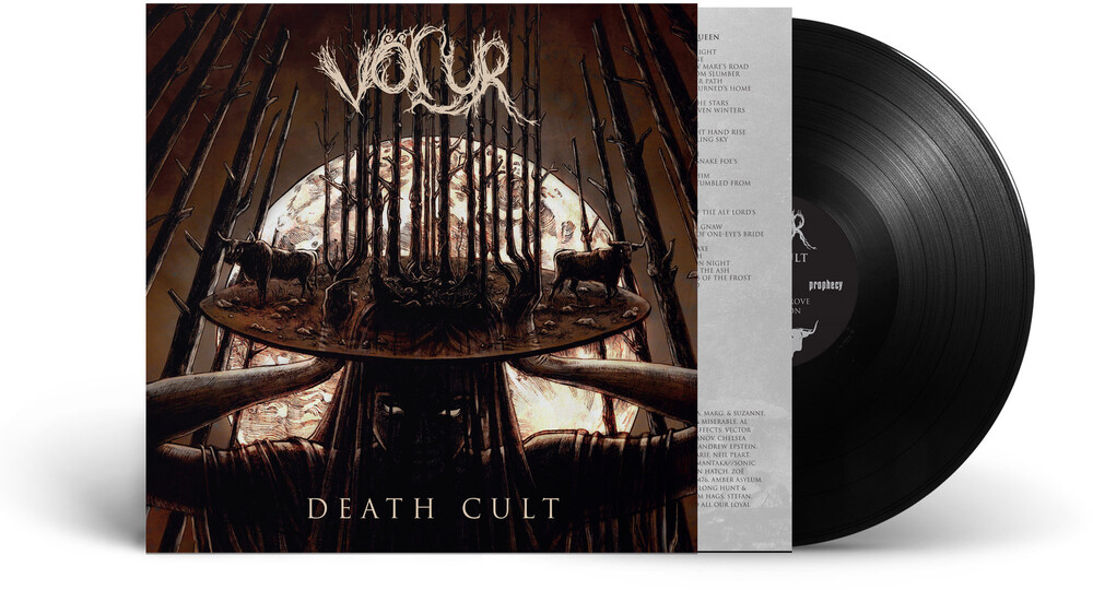 Volur - Death Cult (Blk) [180 Gram]