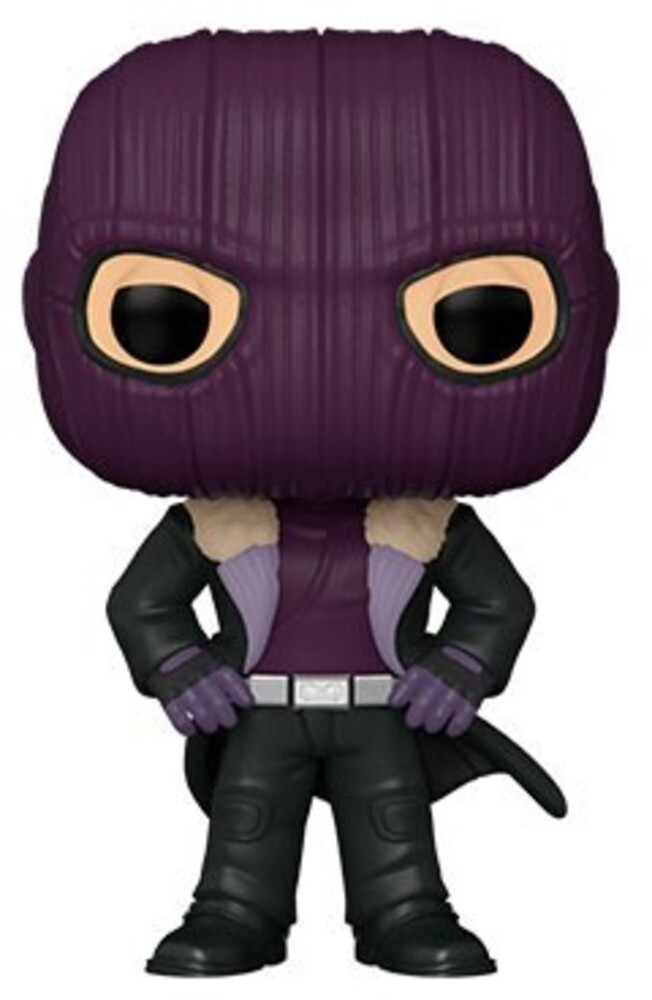 Funko Pop!: - FUNKO POP Marvel: The Falcon and the Winter Soldier- Baron Zemo
