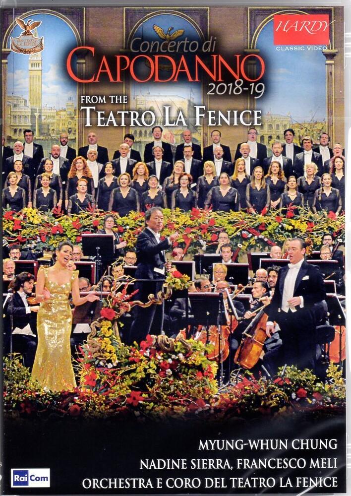 Valeria Girardello - New Years Concert 2019, Teatro La Fenice: Sierra