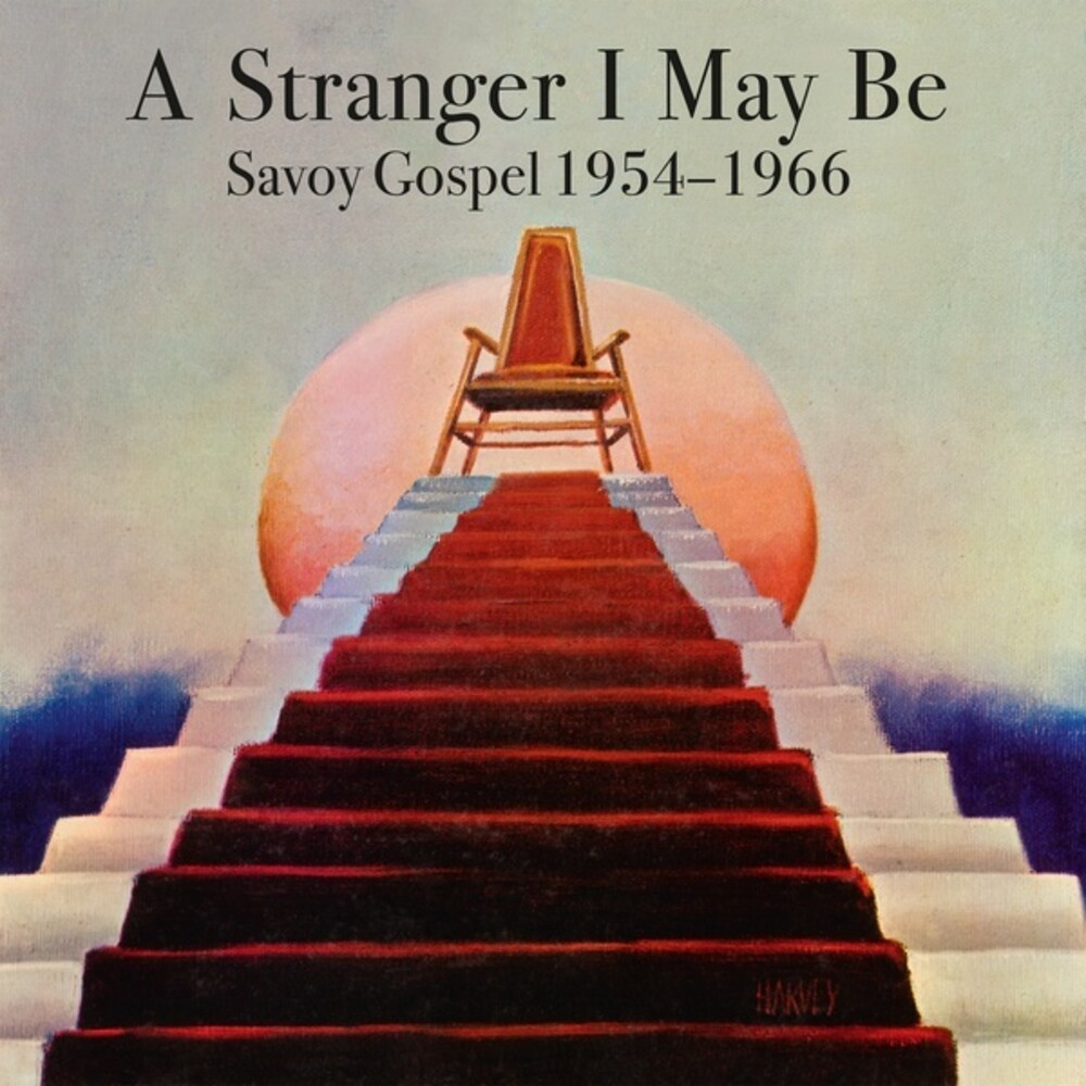 Stranger I May Be / Various - A Stranger I May Be (Various Artists)