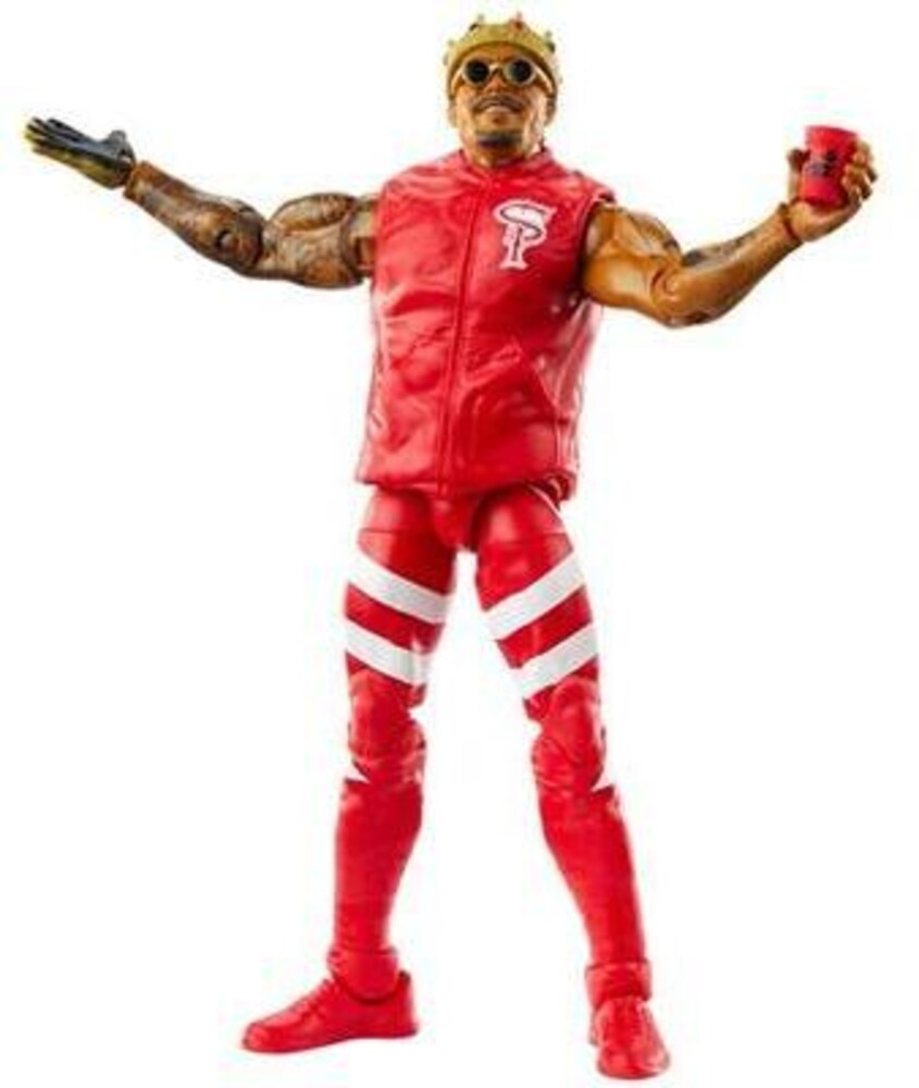 WWE - Mattel Collectible - WWE Elite Figure Montez Ford