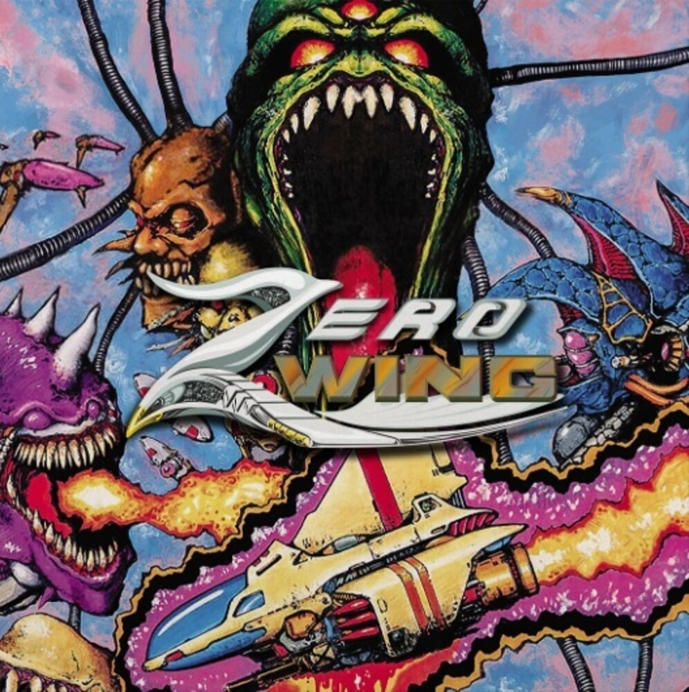 Zero Wing / OST Ogv Purp - Zero Wing (Original Soundtrack) (Purple Vinyl)