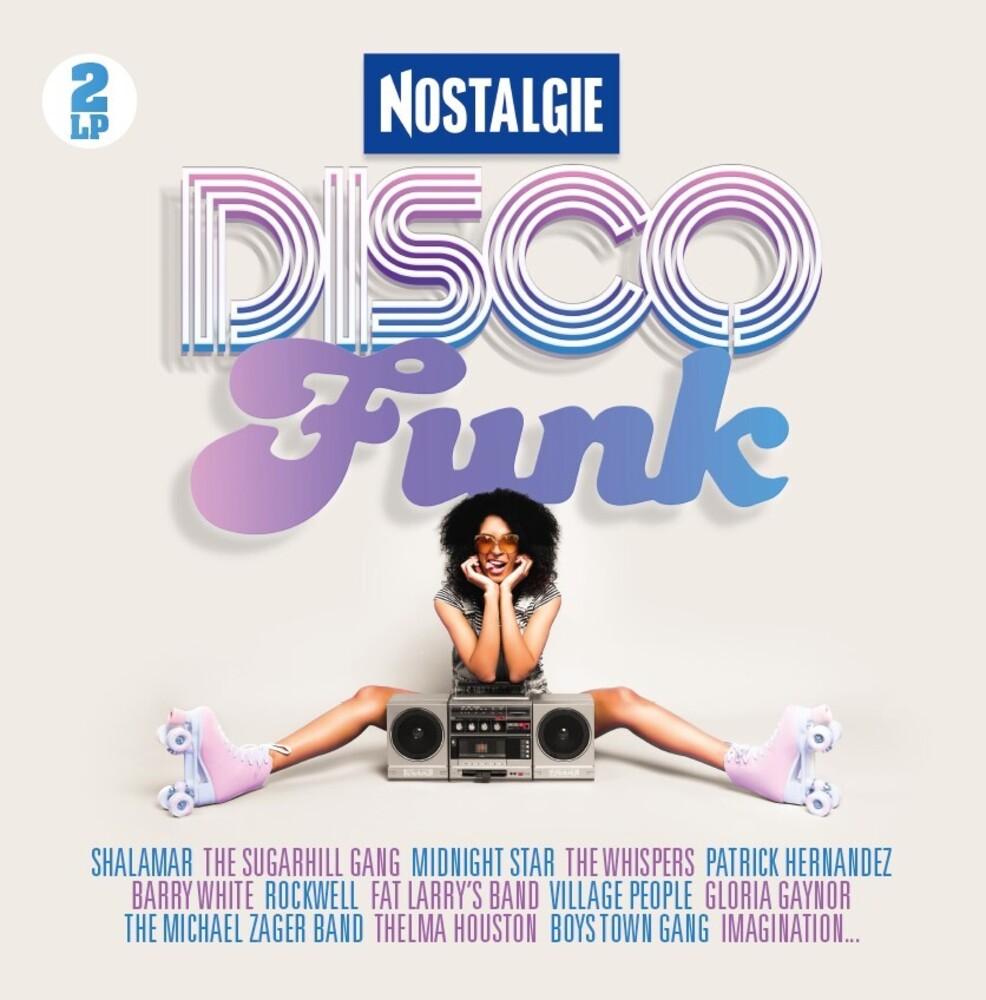 Nostalgie Disco Funk / Various - Nostalgie Disco Funk / Various (Box) (Fra)