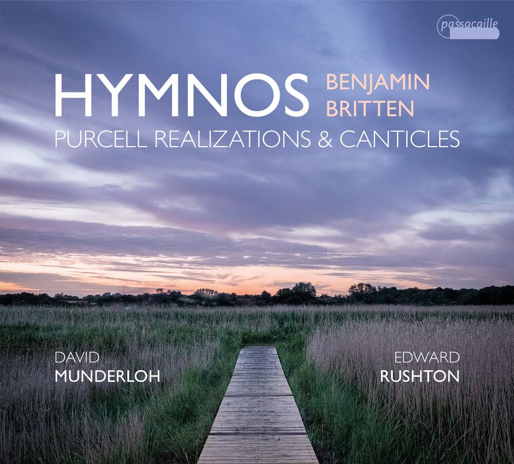 Britten / Munderloh / Picon - Prurcell Realizations