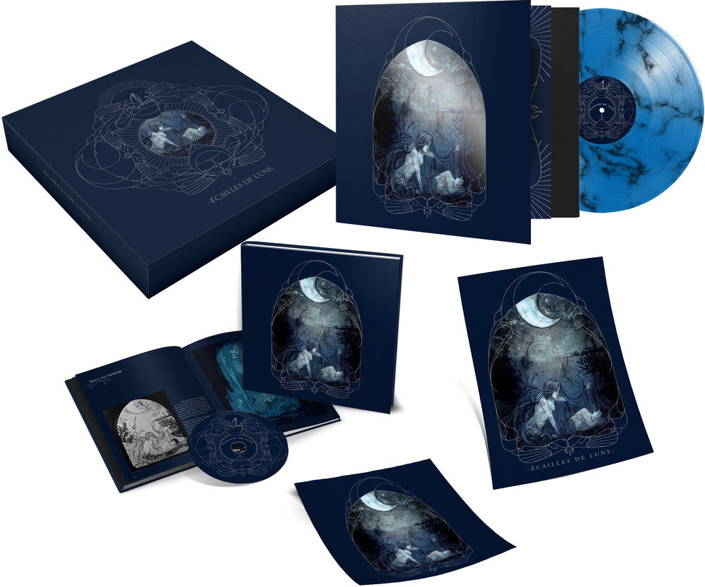 Alcest - Ecailles de lune - Anniversary Edition (Ocean Edition Box Set)