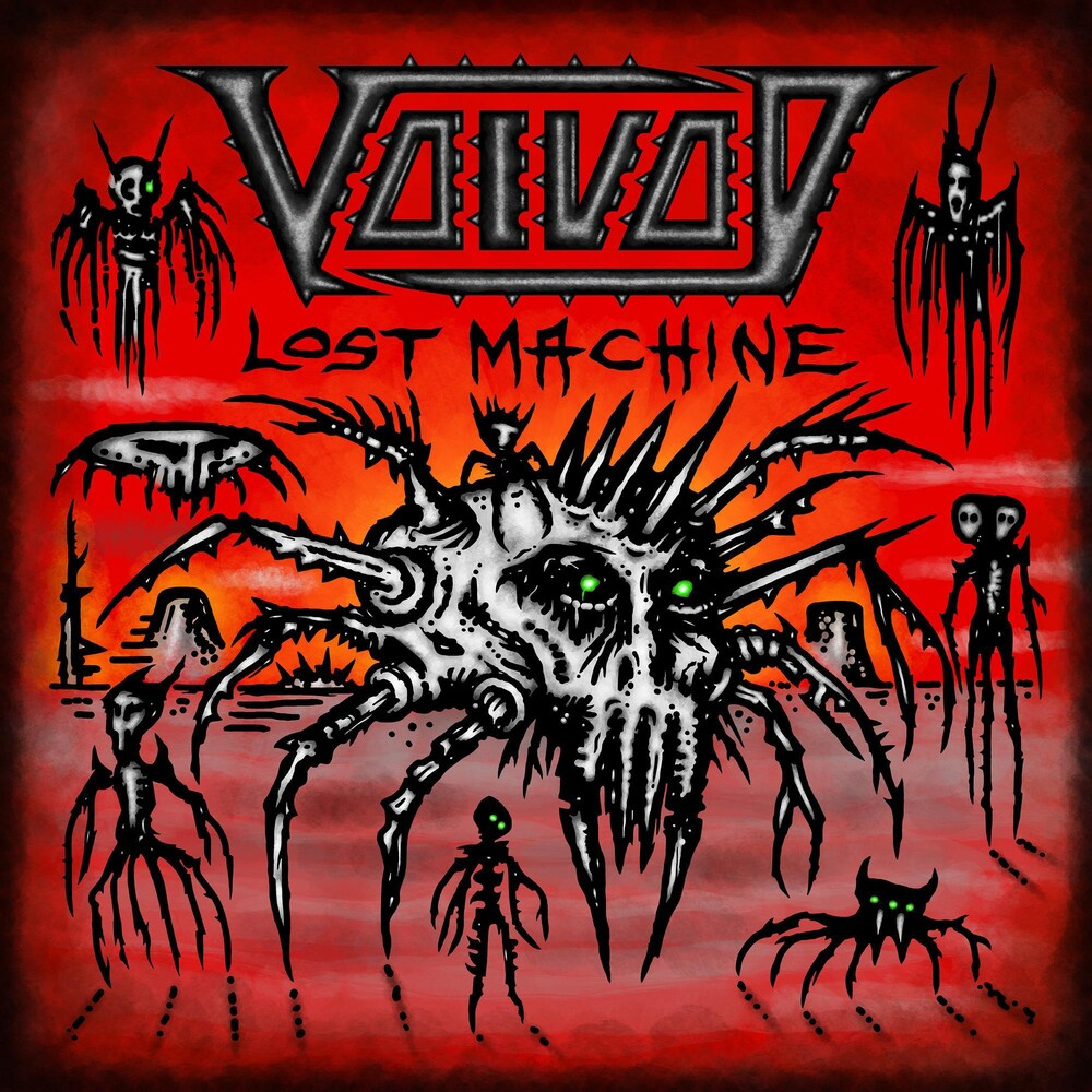 Voivod - Lost Machine - Live