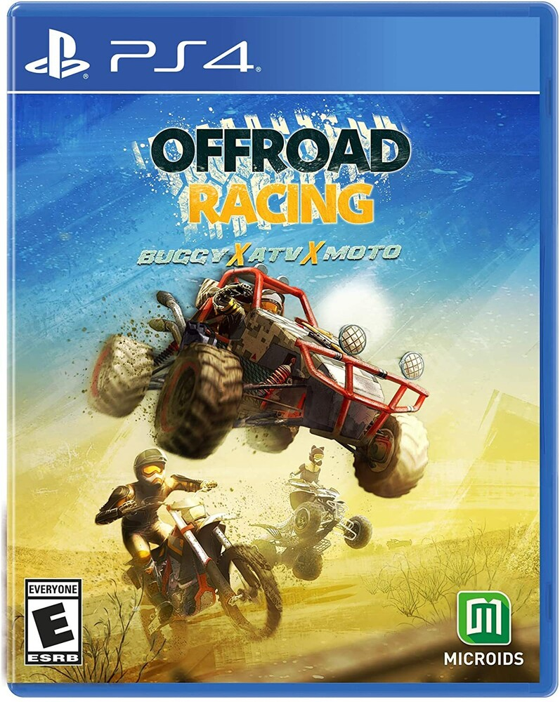 Ps4 Offroad Racing - OffRoad Racing for PlayStation 4