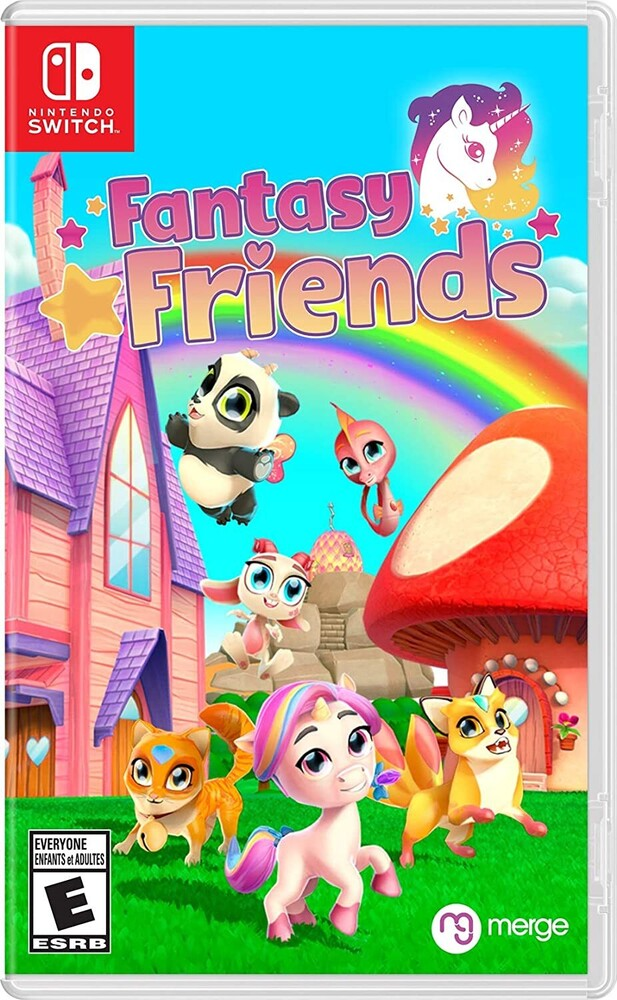 Swi Fantasy Friends - Fantasy Friends for Nintendo Switch