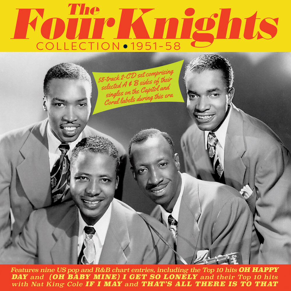 Four Knights - The Four Knights Collection 1946-59