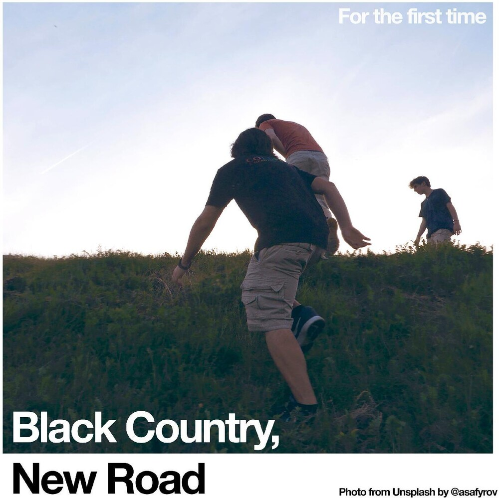 Black Country, New Road - For the first time [LP]