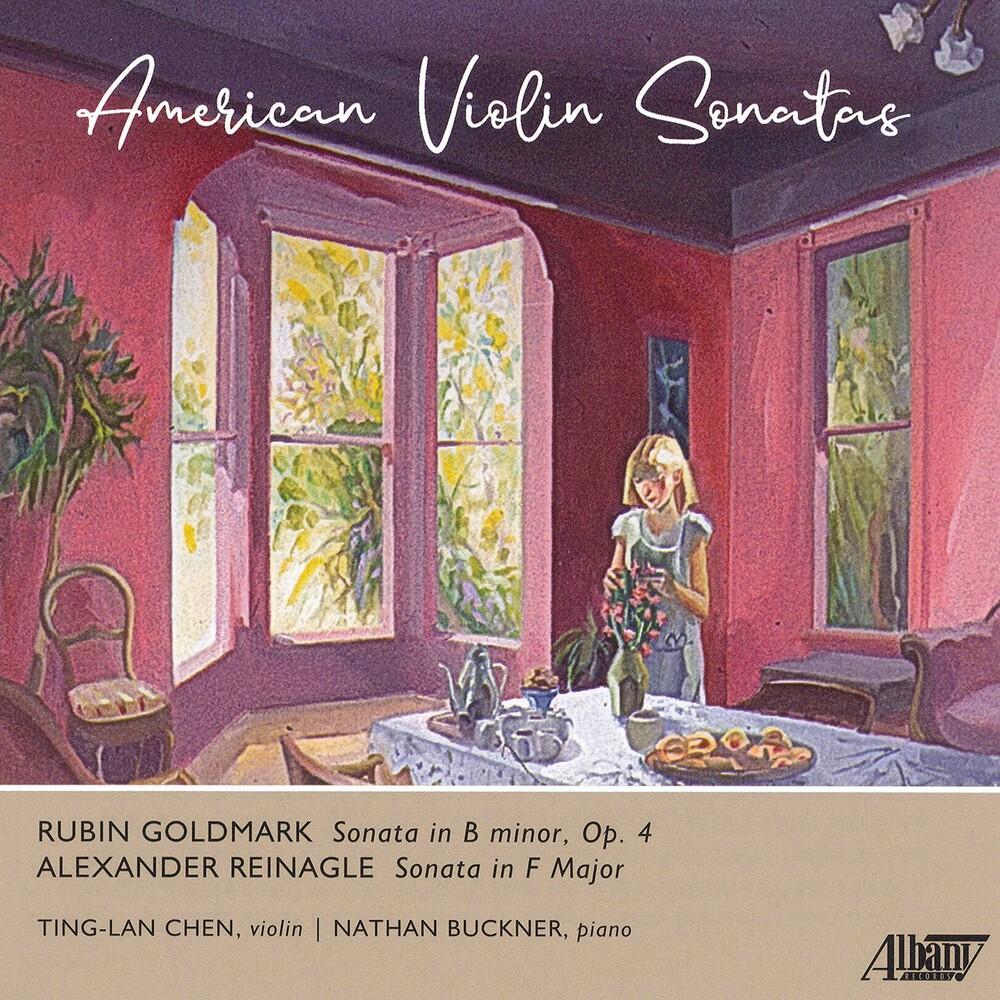 Chen / Buckner - American Violin Sonatas