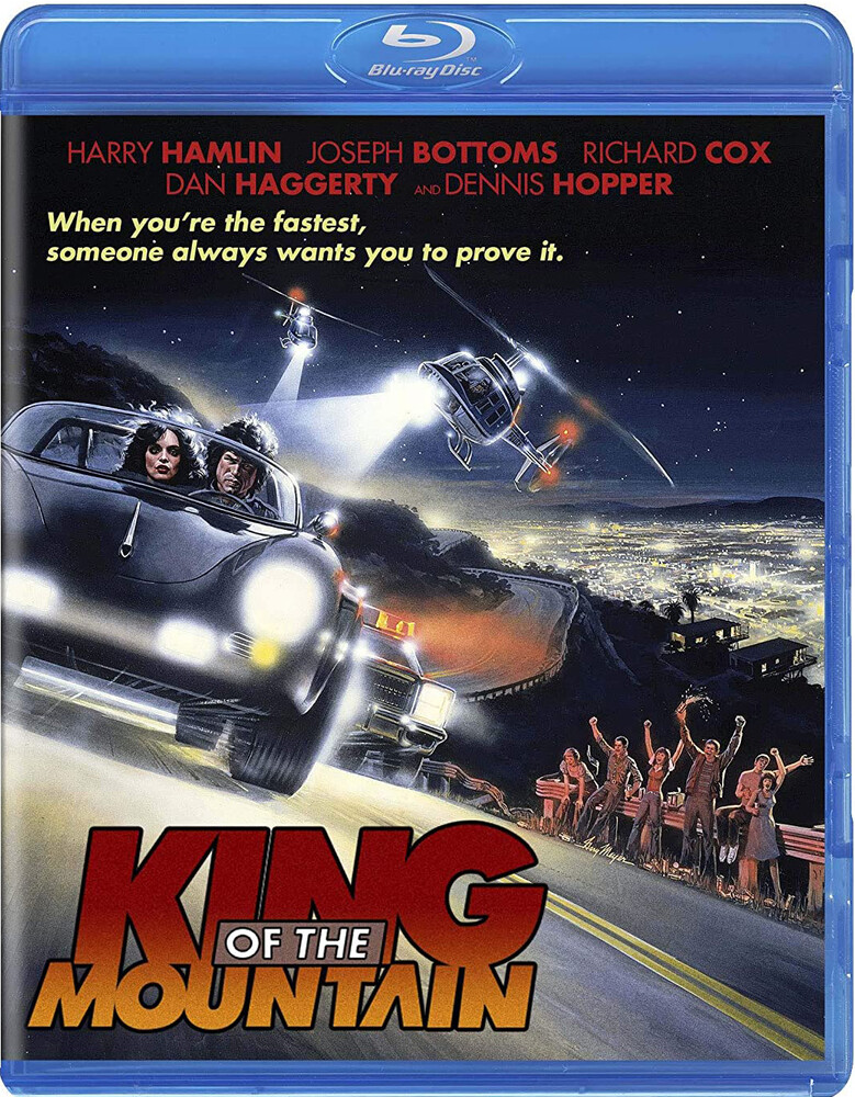 King of the Mountain (1981) - King Of The Mountain (1981)