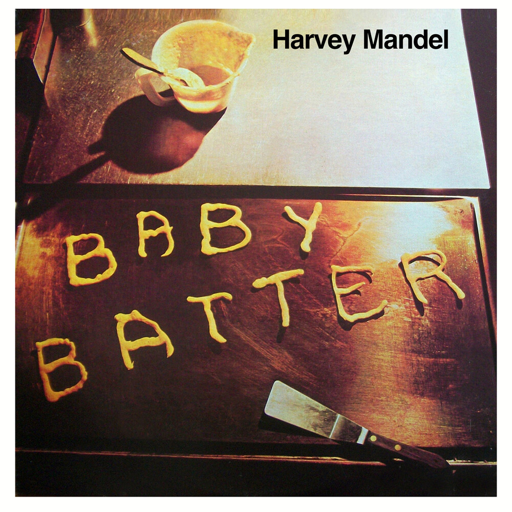 Harvey Mandel - Baby Batter