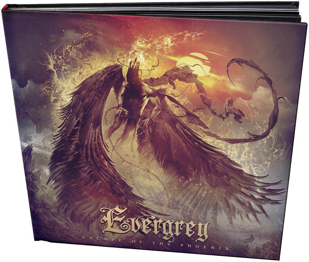 Evergrey - Escape Of The Phoenix (Artbook) (Wsv)