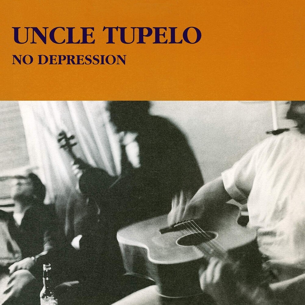 Uncle Tupelo - No Depression [Clear Vinyl] [Limited Edition] [180 Gram] (Hol)
