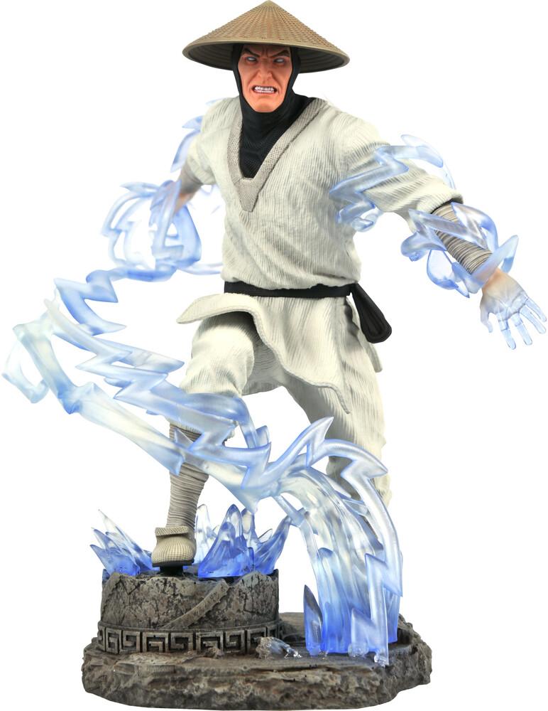 Diamond Select - Diamond Select - Mortal Kombat 11 Gallery Raiden PVC Statue