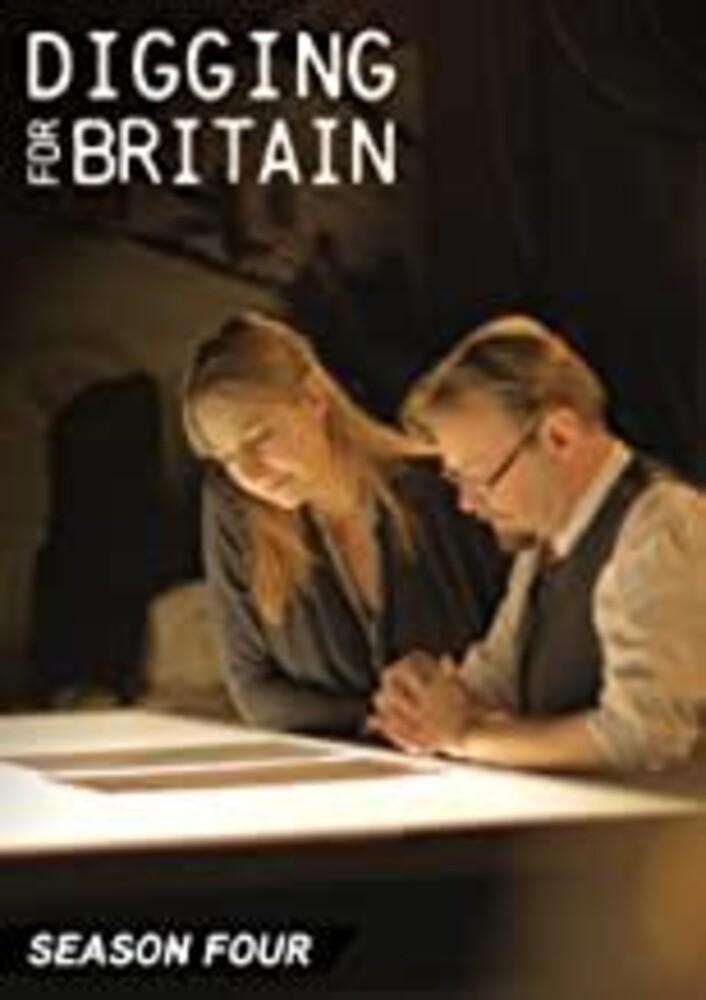 Digging for Britain: Season 4 - Digging For Britain: Season 4