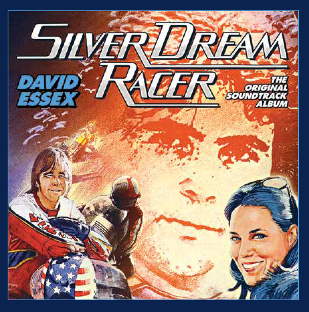 David Essex - Silver Dream Racer (Original Soundtrack)