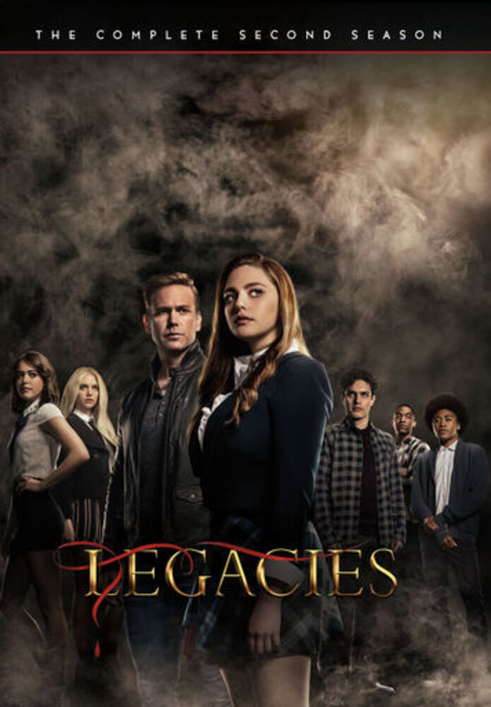 Legacies: Complete Second Season - Legacies: The Complete Second Season