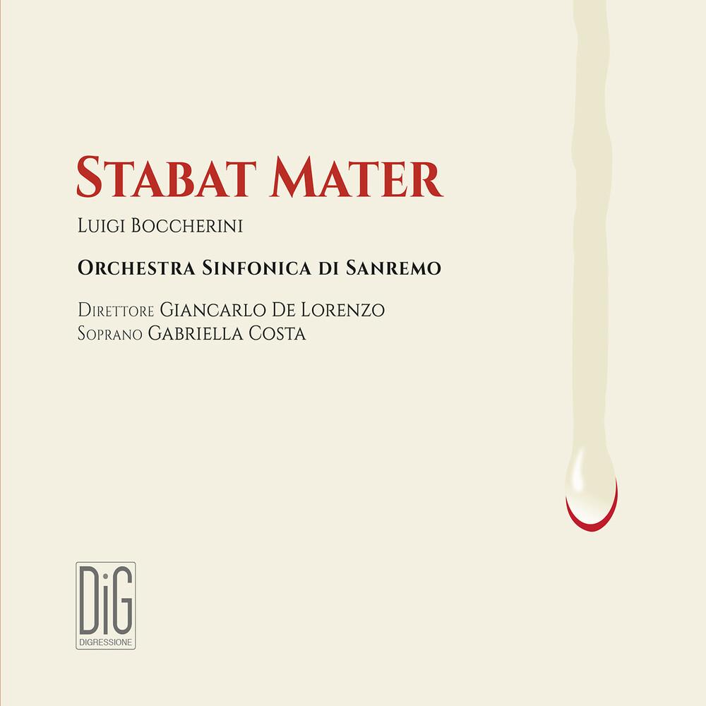 Boccherini / Costa / Lorenzo - Stabat Mater