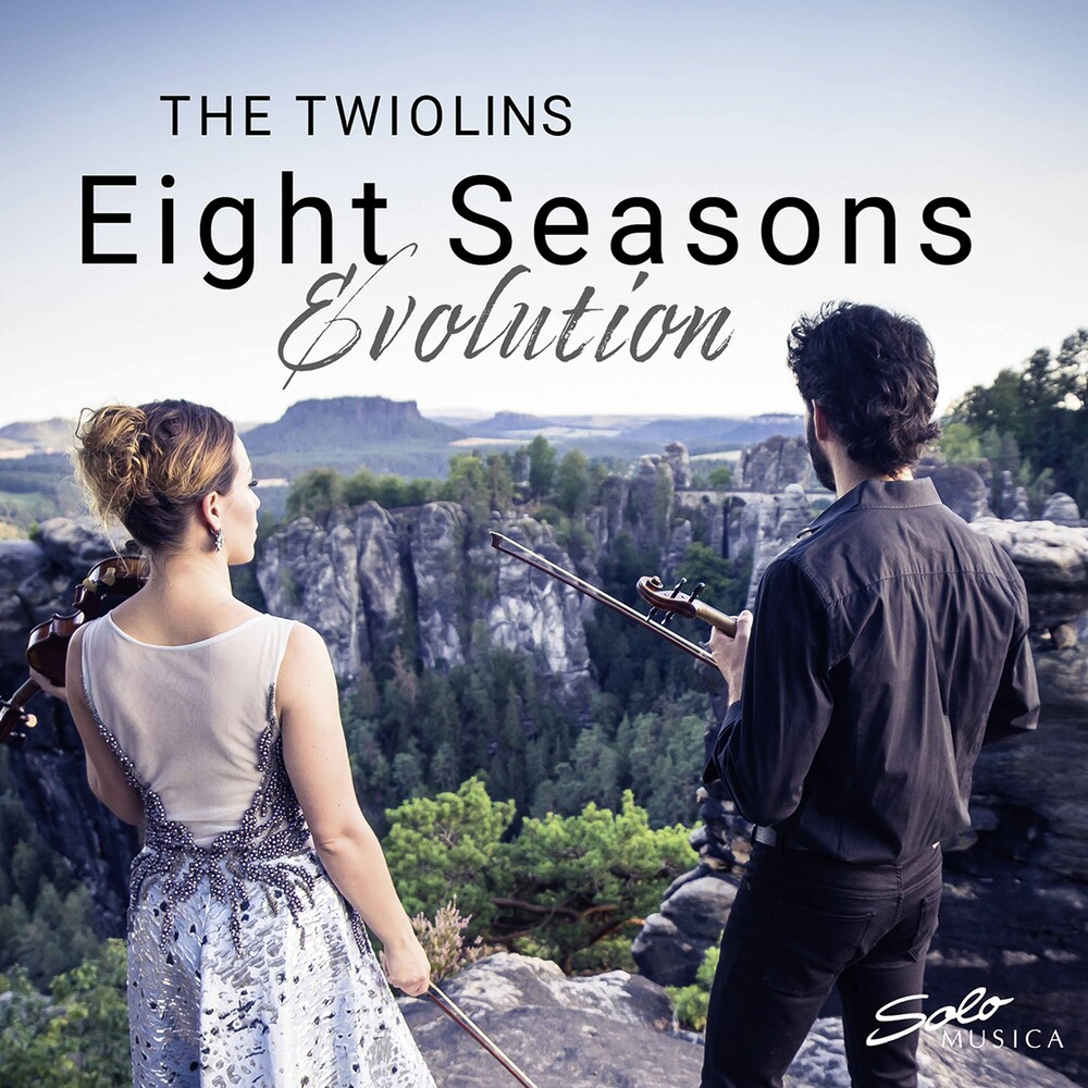 Piazzolla / Twiolins - Eight Seasons Evolution