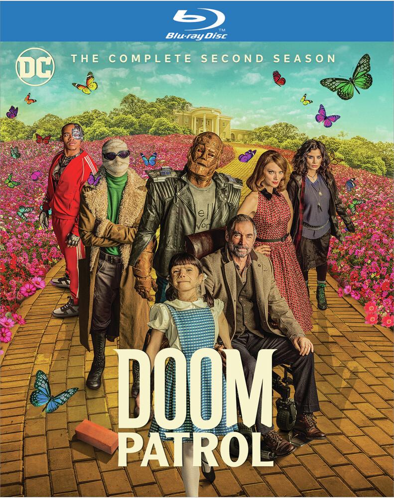Doom Patrol: Complete Second Season - Doom Patrol: Complete Second Season (2pc) / (2pk)