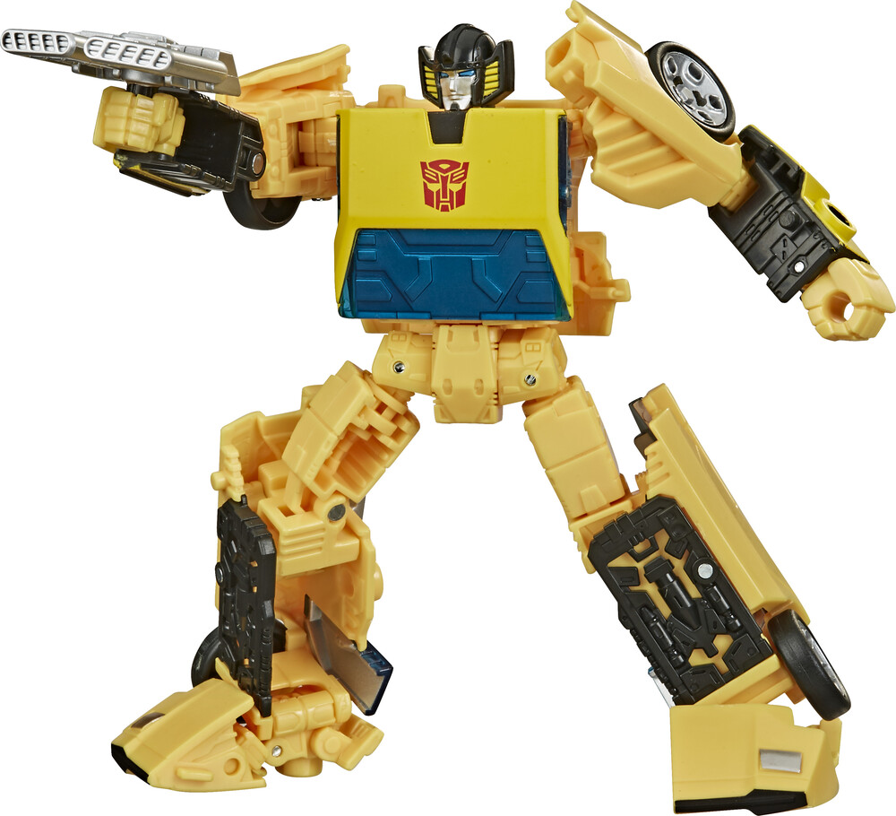 Tra Gen Wfc E Deluxe Sunstreaker - Hasbro Collectibles - Transformers Generations War Fro Cybertron EDeluxe Sunstreaker