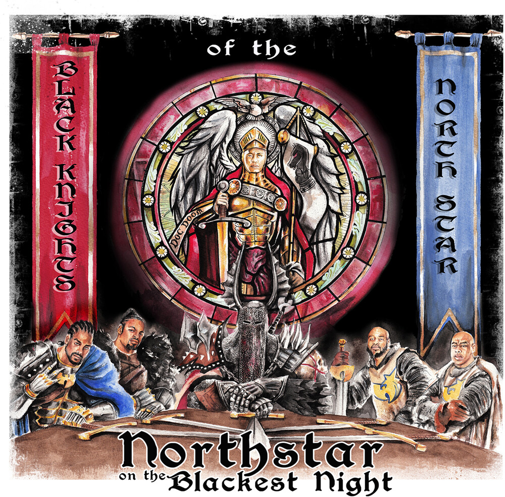 Black Knights Of the Northstar - Northstar On The Blackest Night