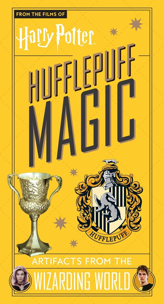 Revenson, Jody - Harry Potter: Hufflepuff Magic: Artifacts from the Wizarding World