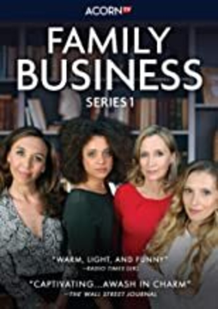 Family Business: Series 1 - Family Business: Series 1 (2pc) / (2pk Sub)