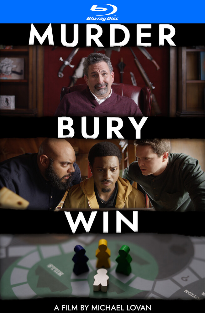Murder Bury Win - Murder Bury Win