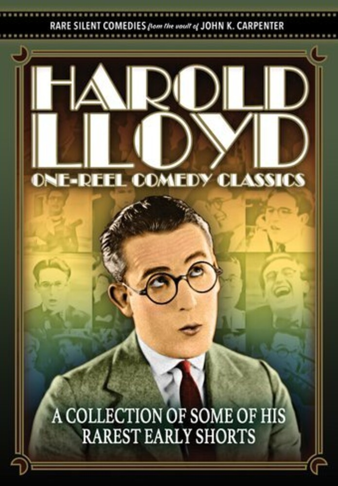 Harold Lloyd One-Reel Comedy Classics - Harold Lloyd One-reel Comedy Classics