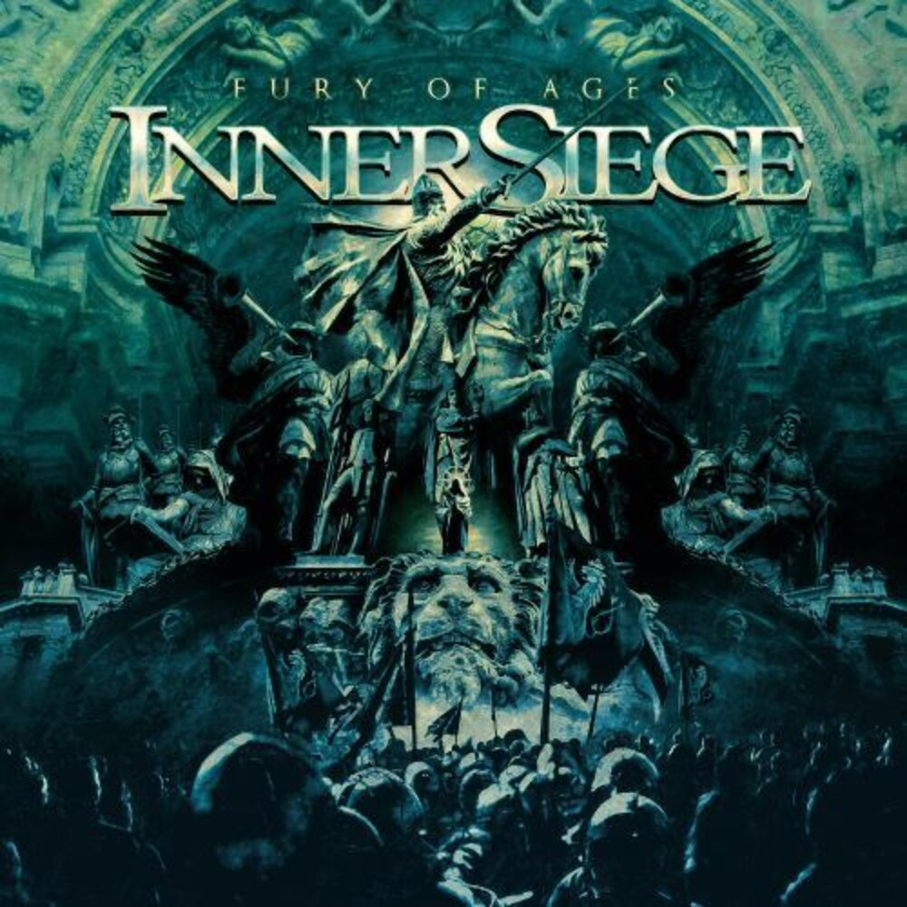 Innersiege - Fury of Ages ( Green Vinyl)