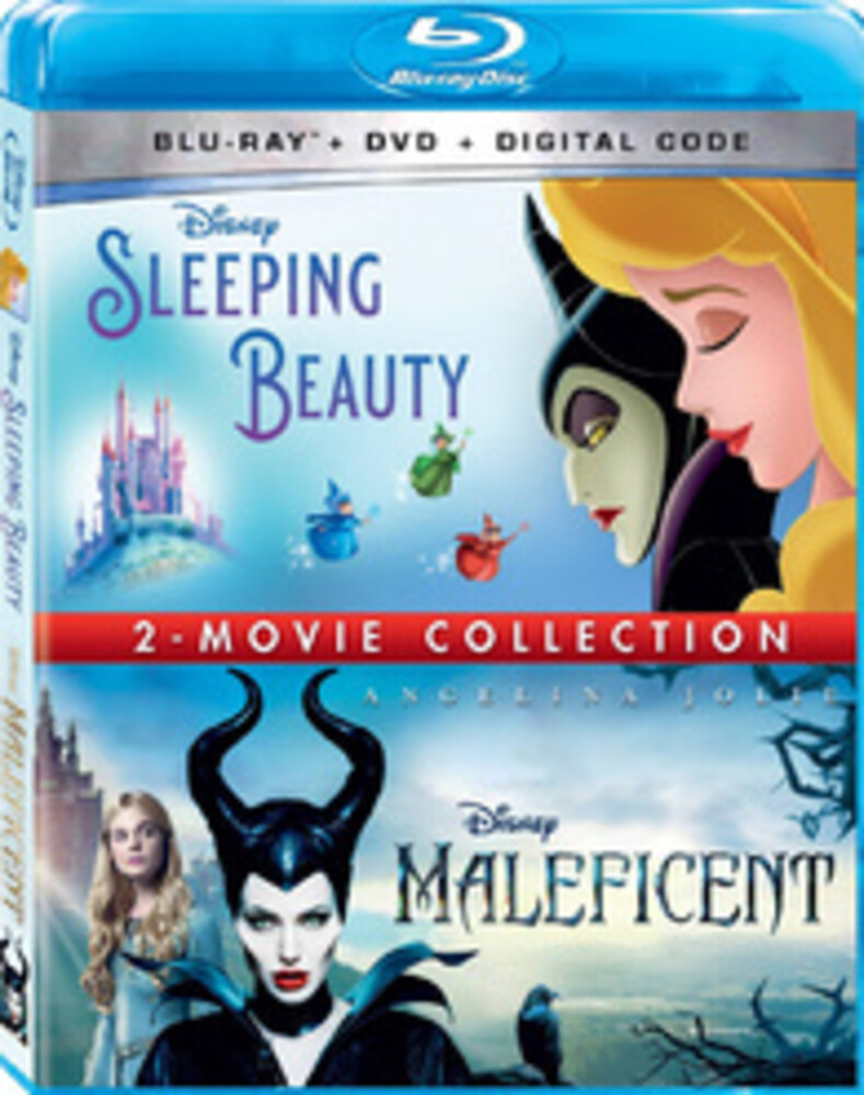 Sleeping Beauty (Animated) / Sleeping Beauty - Sleeping Beauty / Maleficent