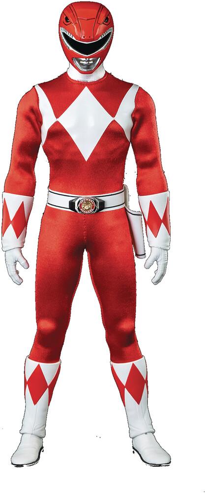 THREEZERO - THREEZERO - Mighty Morphin Power Rangers Red Ranger 1/6 Scale ActionFigure (Net)