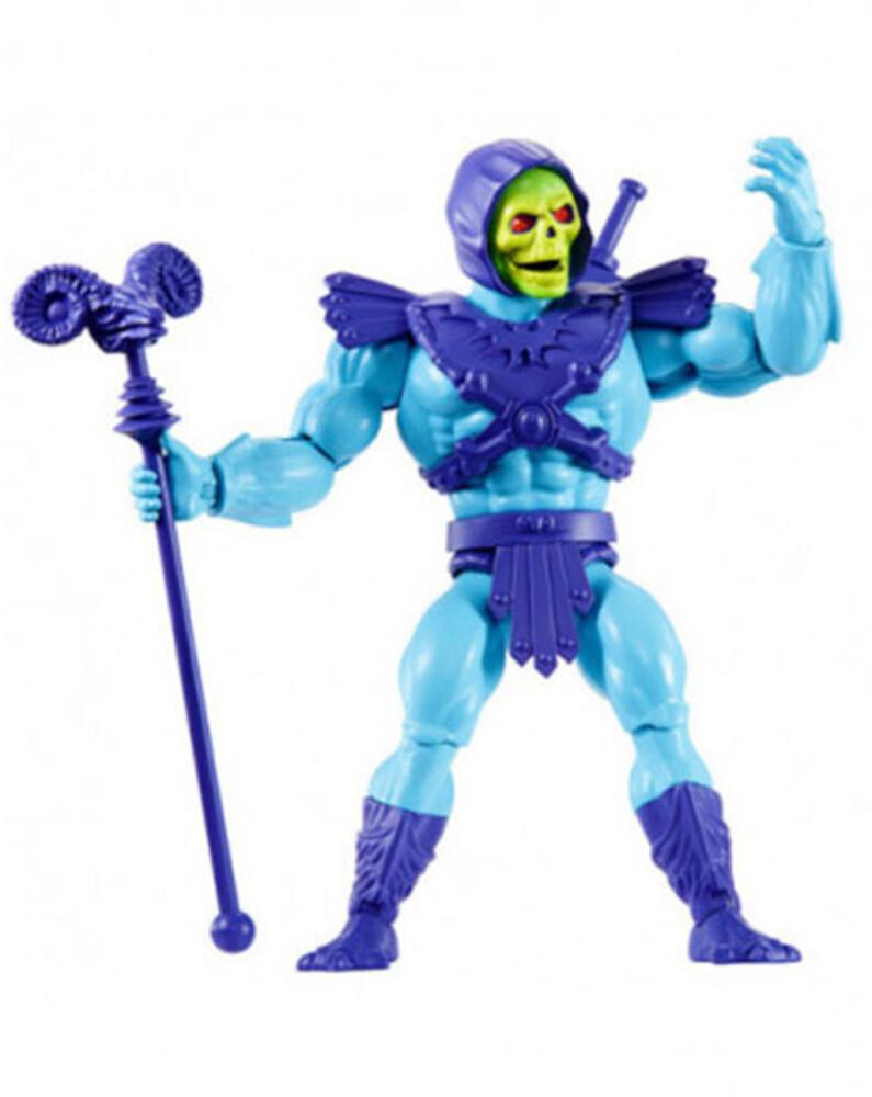 - Mattel Collectible - Masters of the Universe Origins Skeletor (He-Man, MOTU)
