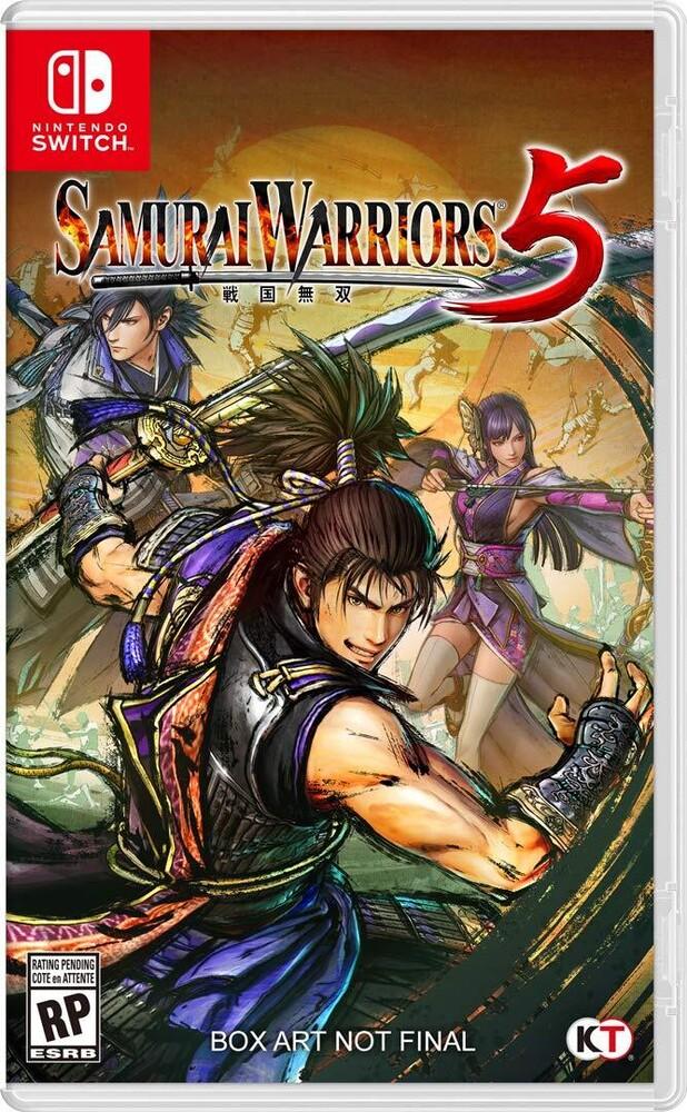 - Swi Samurai Warriors 5