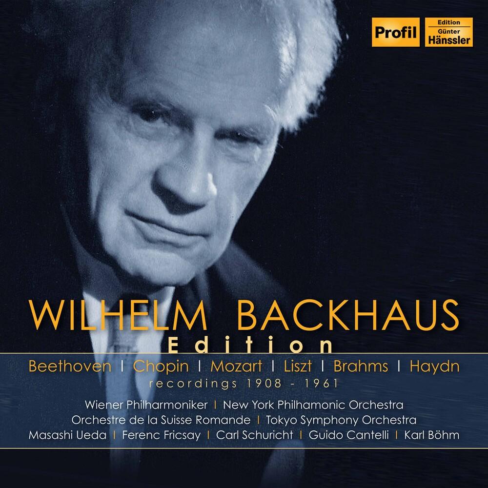 Wilhelm Backhaus Edition / Various (Box) - Wilhelm Backhaus Edition / Various (Box)