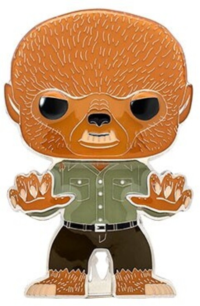 Funko Pop! Pins: - Universal Monsters - The Wolfman (Vfig)