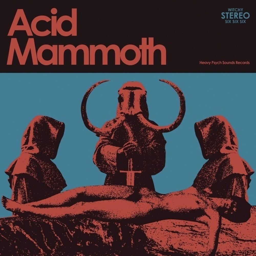 Acid Mammoth - Acid Mammoth (Blue) [Colored Vinyl] (Red)