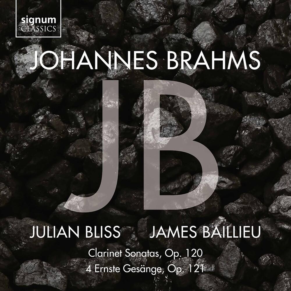 Brahms / Bliss / Baillieu - Clarinet Sonatas 120