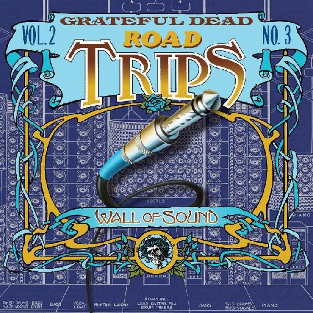 Grateful Dead - Road Trips Vol.2 No.3 - Wall Of Sound (Jewl)