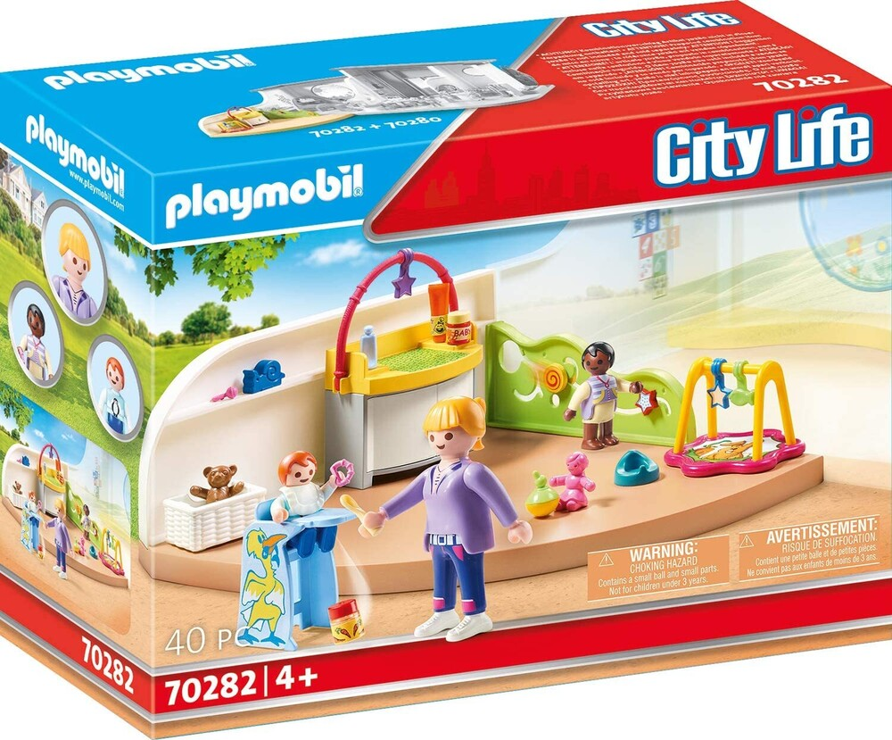 - City Life Toddler Room (Fig)