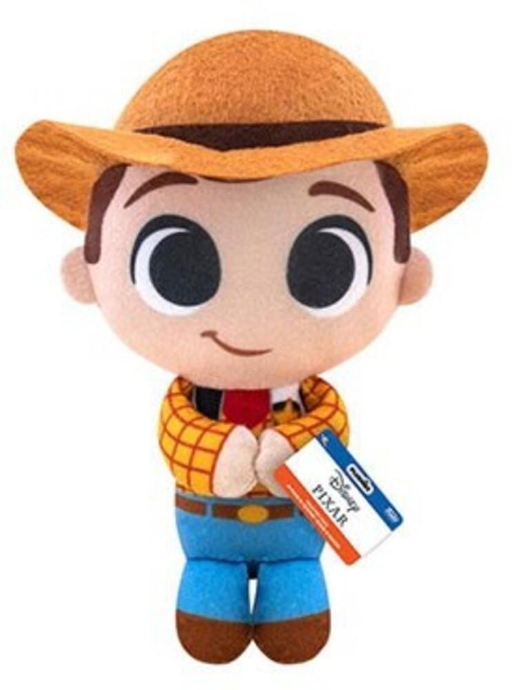Funko Funko Plush: - Pixar- Toy Story- Woody 4 (Vfig)
