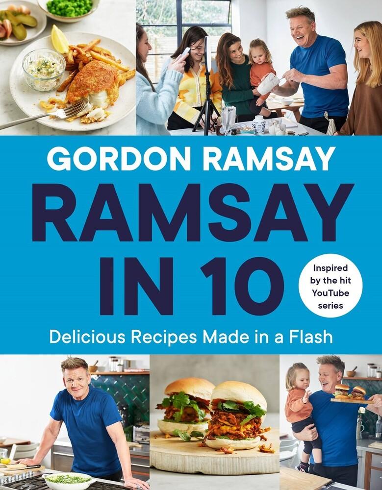 Gordon Ramsay - Ramsay In 10 (Hcvr)