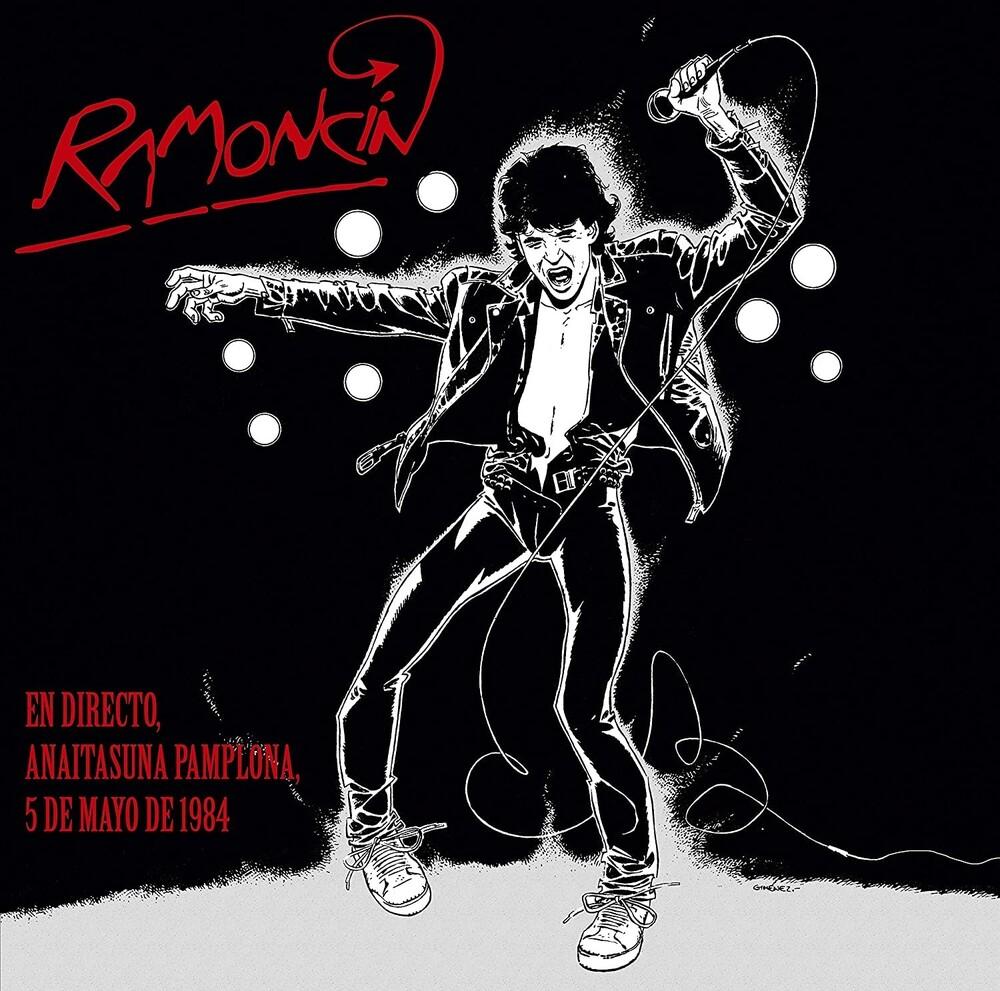 Ramoncin - En Directo Anaitasuna Pamplona 5 De Mayo De 1984